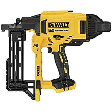 DeWalt DCFS950B 20V MAX XR 9 GA Cordless Fencing Stapler Bare Tool