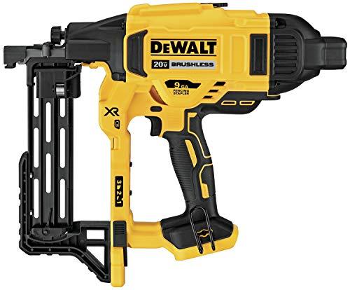 DEWALT DCFS950B 20V MAX XR 9 GA Cordless Fencing Stapler (Tool Only)