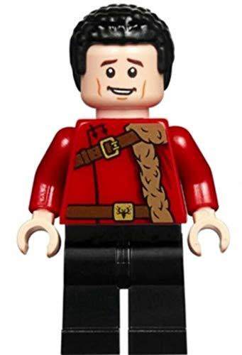 LEGO Figurine Harry Potter Viktor Krum en uniforme rouge séparée de 75948 (emballé)
