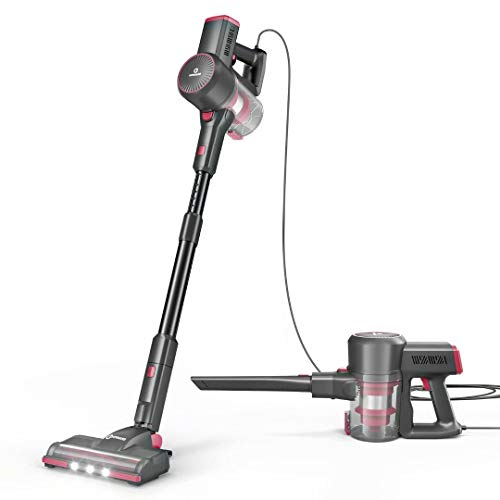 NEQUARE Stick Vacuum Cleaner With HEPA Filtration