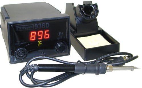 5 ☆ very popular Tekpower 5 ☆ popular TP936D 40 Watts Soldering Station Digital