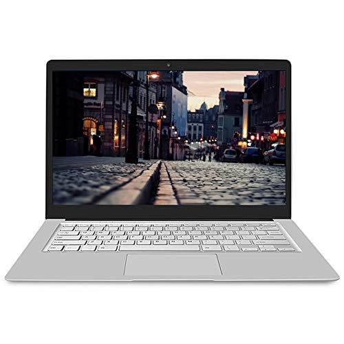 Jumper EZbook S4 Notebook- (Ordenador portátil de 14 Pulgadas de Windows 10 , Celeron J3160,Quad-Core,8GB RAM+256GB SSD) Portátil Barato y Bueno,Plata