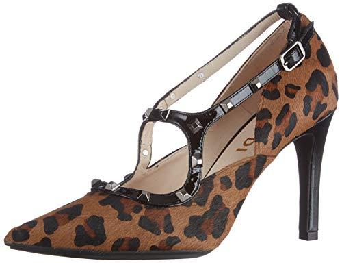 lodi ROXE-INOTP1, Zapato tacón para Mujer, Pantera Natural