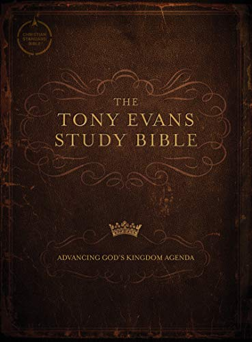 CSB Tony Evans Study Bible