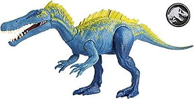 JURASSIC WORLD ACTION ATTACK Suchomimus by Mattel