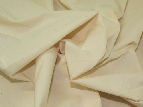 60 wide Best Quality Heavy Weight Calico Fabric - per metre by DCF