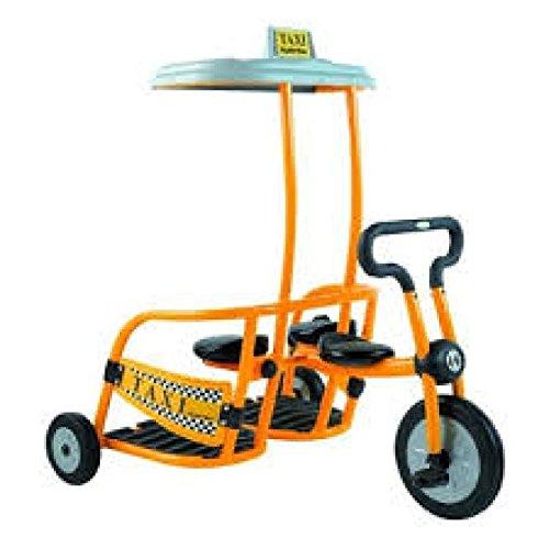 Sommermobil Dreirad Taxi