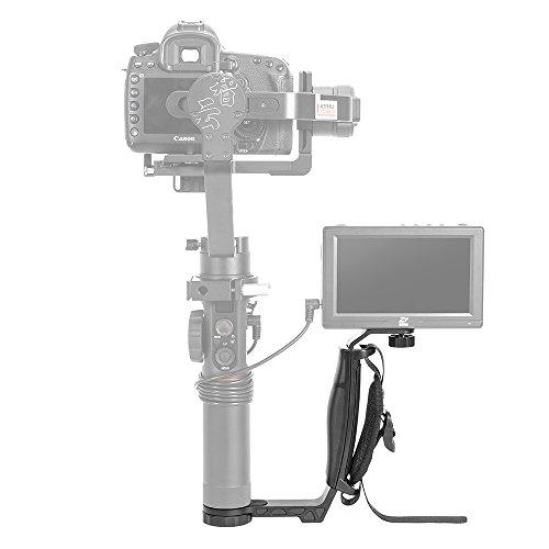 ZHIYUN [Offiziell] TRANSMOUNT Mini Doppelgriff für Weebill-S/Weebill Lab/Crane 2/Crane Plus/Crane V2/Crane-M Gimbal Stabilisator