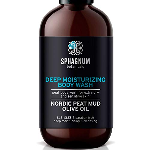 Moisturizing Body Wash - Relieves Rash, Hydrates Dry Skin, Best Soap For Eczema, Acne & Sensitive Skin. Suitable for Men and Women