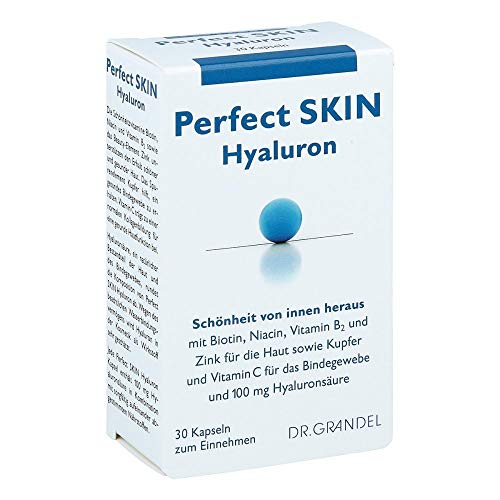 PERFECT Skin Hyaluron Grandel Kapseln 30 St