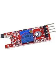 Reland Sun 5 módulos de sensor de efecto Hall magnético lineal KY-024