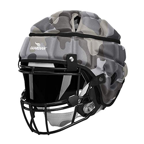 Guardian Cap Padded Football Helmet Cover (Camo)
