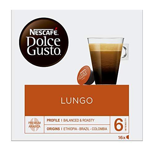NESCAFÉ Dolce Gusto Lungo | Cápsulas café - 16