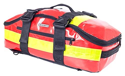 ELITE BAGS BAGSTER Mochila de emergencia (rojo)