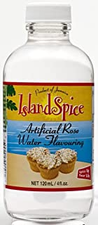 artificial rose water flavoring