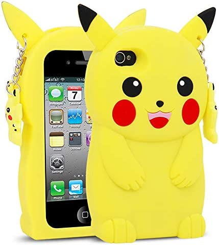 Pokemon cases for iphone 4