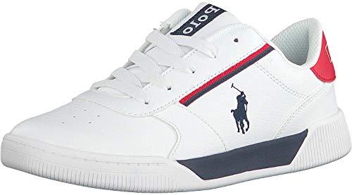 Polo Sneakers Bianca Bianco, 35