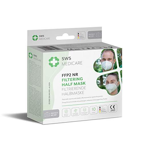 SWS-Medicare Protect MC201 Halbmaske FFP2 NR (10 Stk.)