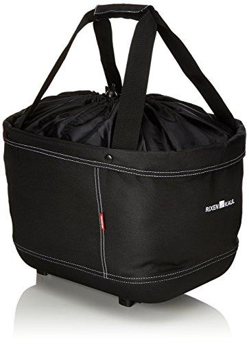 KlickFix Unisex– Erwachsene Alingo Gt Gepacktasche, schwarz, 1size
