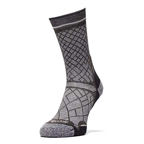 Bridgedale UL Coolmax® Performance Boot Calcetines, Unisex adulto, Negro, Única