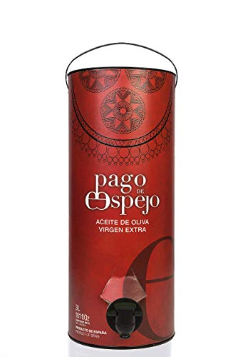 Aceite De Oliva Virgen Extra de Jaén, Bag In Tube 3 Litros.