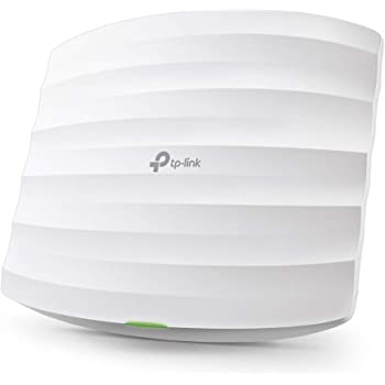 TP-Link EAP225 Access Point Wi-Fi AC1350 Dual Band Wireless AP, Supporto PoE 802.3af ,1 Porta Gigabit, Gestione Centralizzata,Captive Portal ,Supporto Band