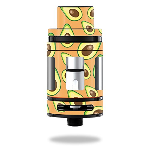 MightySkins Skin Compatible with Smok Mini TFV8 Big Baby Beast – Orange Avocados | Protective, Durable, and Unique Vinyl Decal wrap Cover | Easy to Apply, Remove, and Change Styles | Made in The USA