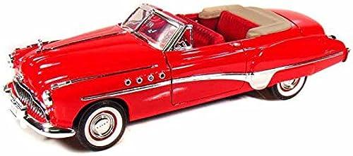 1949 Buick ConGrünible 1 18 rot