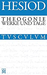 Cover Theogonie + Werke und Tage