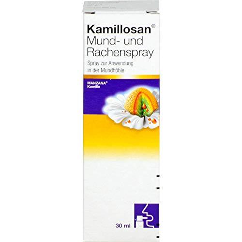 Kamillosan Mund- und Rachenspray, 30 ml Lösung