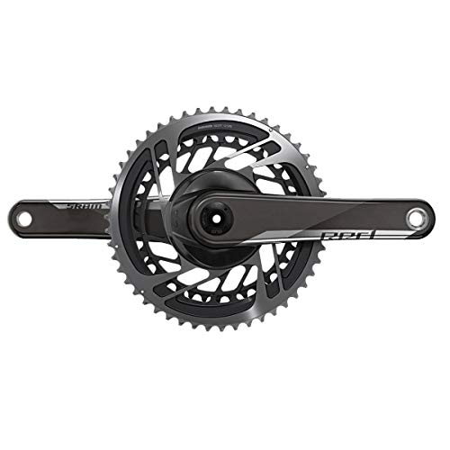 SRAM Red Dub 12-Speed Crankset Natural Carbon, 172.5mm, 48/35t