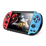 8GB Handheld Game Console with 4.3 Inch Screen&Free 10000 Games, Classic Retro Game Console Portable Video Player MP4 for Kids Adults Birthday Gifts