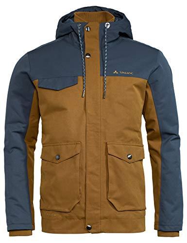 VAUDE Herren Men\'s Manukau Jacket Jacke, Bronze, L