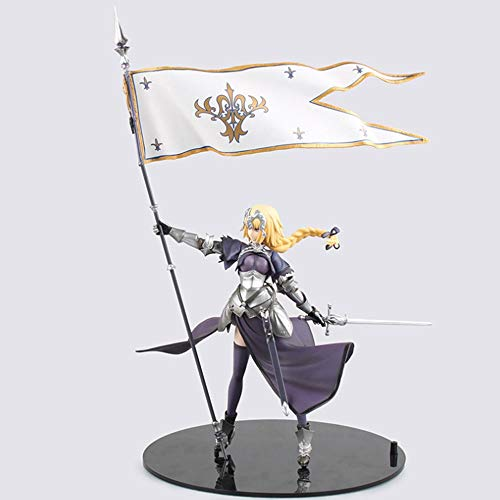 Yifuty Fate/APOCRIPHA Juez Joan of ARC Boxed Figure 200mm High Souvenir Crafts Static Beautiful Desktop Animation Accesorios