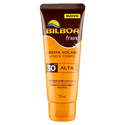 ambre solaire Bilbao Travel Solaire Crema SPF30 75 ml