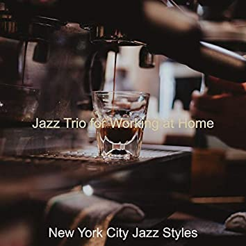 Jazz Trio for Working at Home
