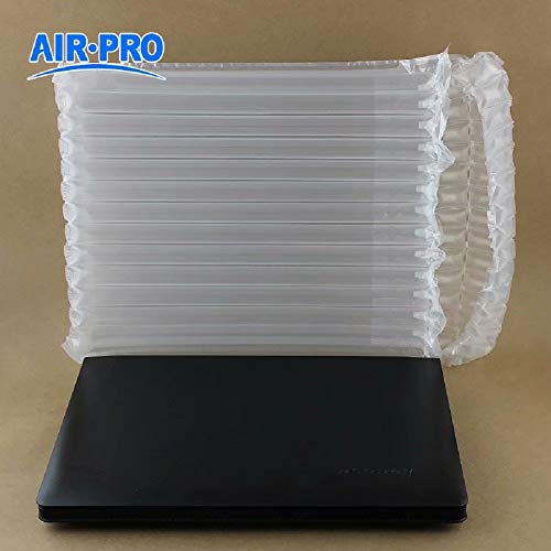 (35 Pack + Free Pump ) AIR PRO 14~15Inch Inflatable Laptop Protective Bag Compatible with Your Laptop Shipping Box Lightweight Transparent Ensures Safe Transportation During Travel or Shipping