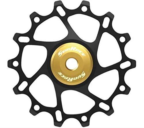 Sunrace Deragliatore Mountain Bike Posteriore m91 9v Compatibile Shimano Grande Massetto a Viti