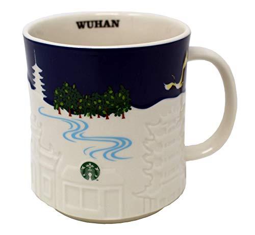 Starbucks Collector Relief Series Wuhan Mug, 16 Oz