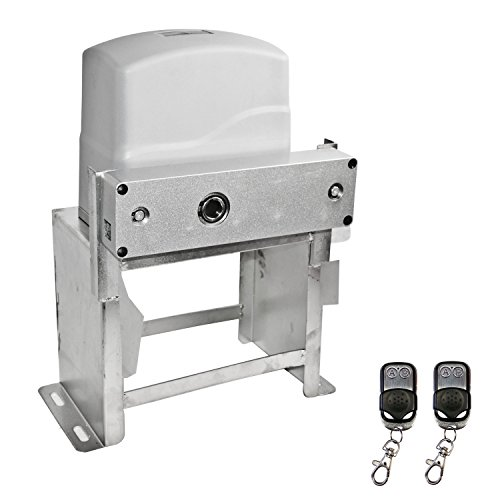 ALEKO AC1500NOR Chain Driven Sliding Gate Opener for Gates up to 45 Feet Long 1500 Pounds