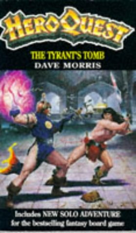 Heroquest: The Tyrant's Tomb