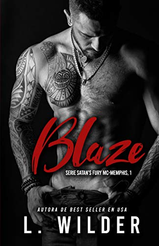 Blaze: Satan's Fury MC- Memphis Satan's