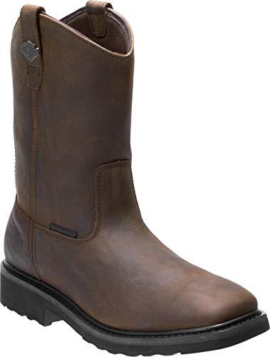 HARLEY-DAVIDSON heren Altman waterdichte veiligheid teen Moto laarzen D93563, D93564