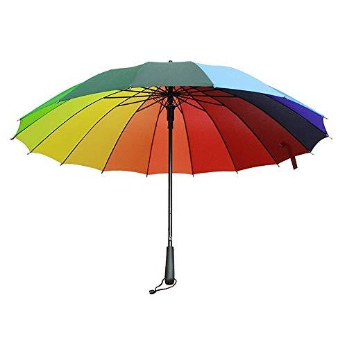 Paraguas, Paraguas a prueba de viento paraguas largo paraguas paraguas alta fuerza...
