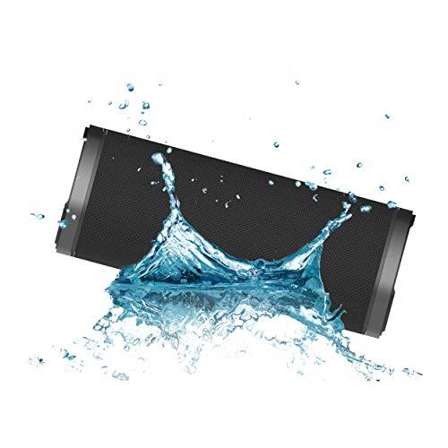Hiditec | Potente Mini Altavoz Portátil Negro Urban Rok L con Bluetooth...