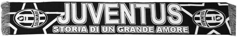 SCIARPA Originale JUVENTUS Storia Di Un Grande AMORE Ufficiale 140cm JACQUARD