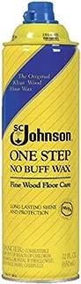 One Step Wood Floor Wax 22oz - 2pack