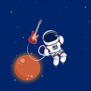 I Brought My Guitar To Space