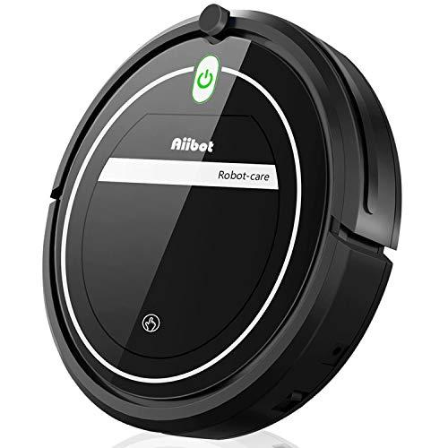 Aiibot Robot Aspirador Limpieza Inteligente, Succión Podero