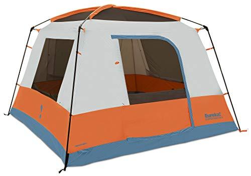 Eureka! Copper Canyon LX 4-Person, 3 Season Camping Tent